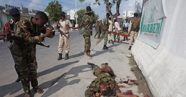 Official: Al-Shabab siege at Somali hotel ends, 24 dead